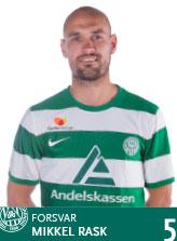 Mikkel Rask