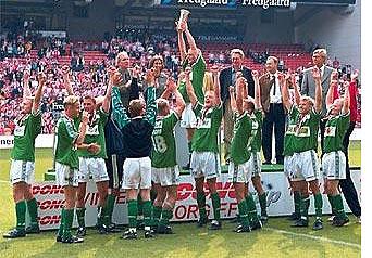 Pokalfinalen 1/6 - 2000 Viborg FF- AaB