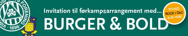 Førkampsevent på Jensens Bøfhus