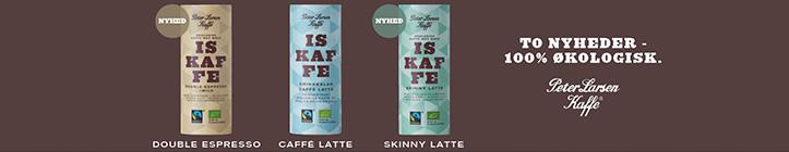Peter Larsen Kaffe - 100% økologisk