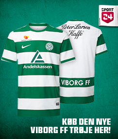 Køb ny VFF trøje
