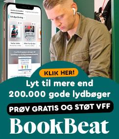 Prøv BookBeat Premium gratis i 6 uger og deltag i konkurrencen om 1 års gavekort til BookBeat