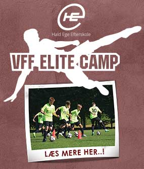 Hald Ege Efterskole Elite Camp